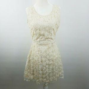 Altar'd State Embroidered Floral Dress